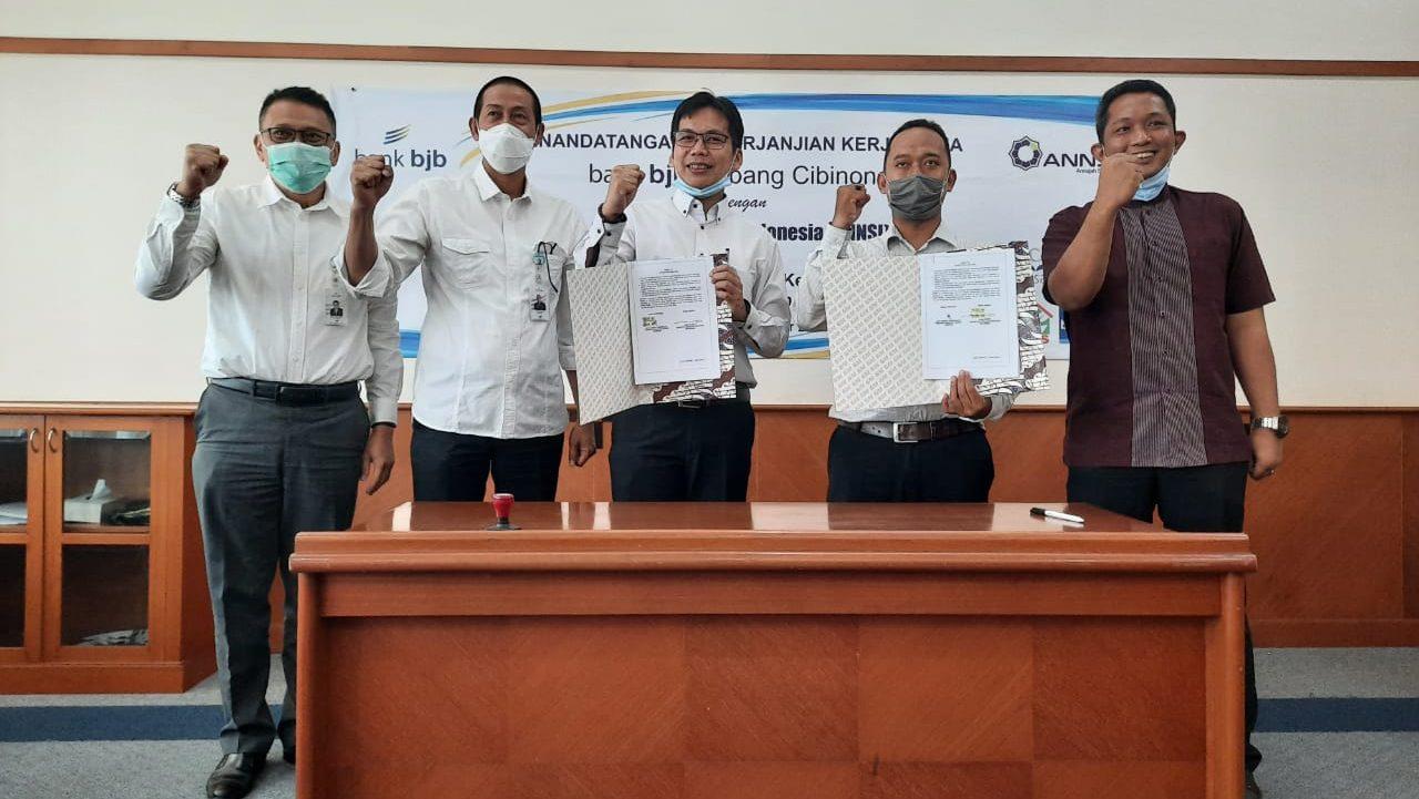 Sukseskan Program PEN, bank bjb-Pemkab Bogor Kolaborasi ...